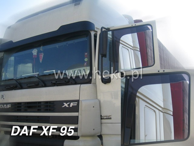 Ofuky DAF 95 XF 1998r.→ / 105 XF 2D 2007R →