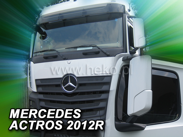 Ofuky MERCEDES Actros MP4 od 2012