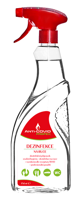 Anti-COVID PROFEX dezinfekce 750ml